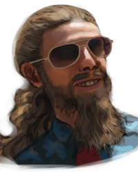 Be Warned: Epic Beard Ahead