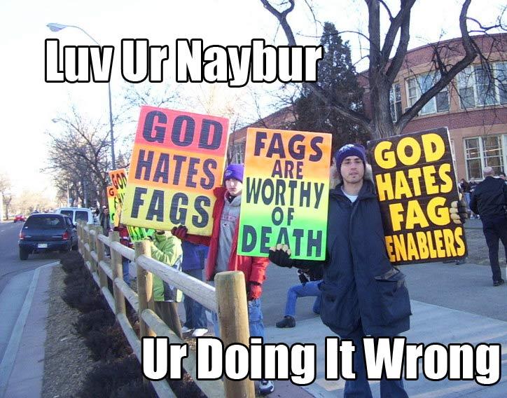 Ur Doin' It Wrong